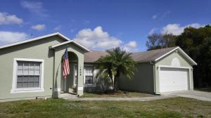 1409 Sw Glastonberry Avenue, Port Saint Lucie, FL 34953