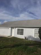 1101 Sw Glastonberry Avenue, Port Saint Lucie, FL 34953