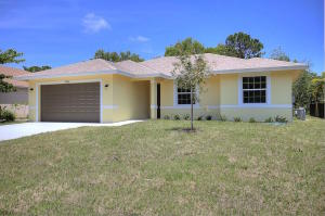 2986 Sw Coastal Terrace, Port Saint Lucie, FL 34953