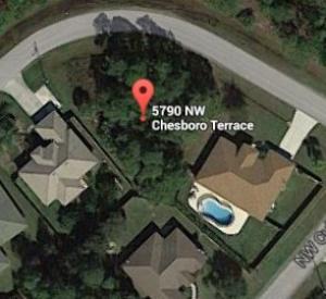 5790 Nw Chesboro Terr Terrace, Port Saint Lucie, FL 34986