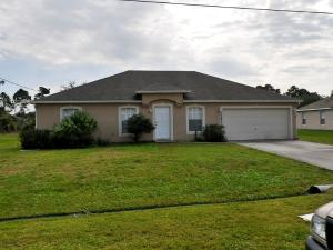 1552 Sw Neponset Road, Port Saint Lucie, FL 34953