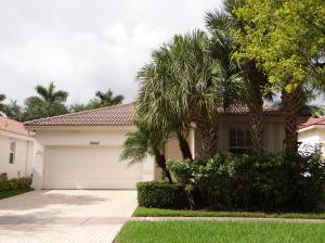 9542 Sandpiper Lane, West Palm Beach, FL 33411