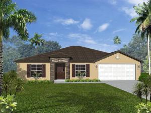 1417 Sw Wellington Avenue, Port Saint Lucie, FL 34953