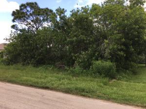 4462 Sw Gagnon Road, Port Saint Lucie, FL 34953