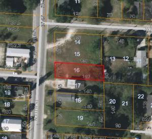 916 N 13th N Street, Fort Pierce, FL 34950