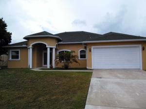 3433 Se Bevil Avenue, Port Saint Lucie, FL 34984
