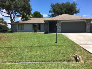 2701 Sw Ann Arbor Road, Port Saint Lucie, FL 34953