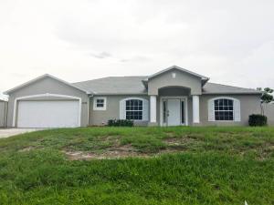 4058 Sw Kamsler Street, Port Saint Lucie, FL 34953