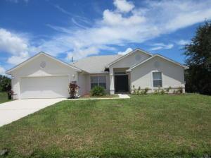3449 Sw Princeton Street, Port Saint Lucie, FL 34953