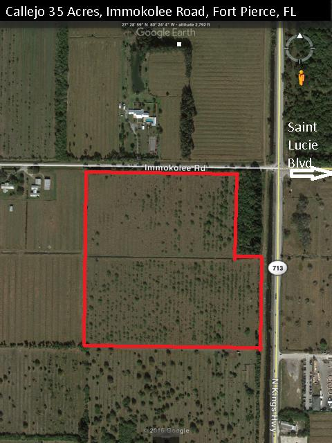 Tbd Immokolee Road, Fort Pierce, FL 34951