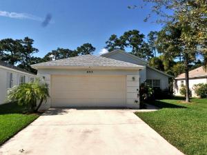 437 Sw Talquin Lane, Port Saint Lucie, FL 34986
