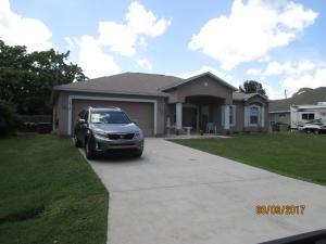 1914 Sw Agnes Street, Port Saint Lucie, FL 34953