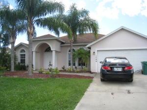 1744 Sw Castinet Lane, Port Saint Lucie, FL 34953