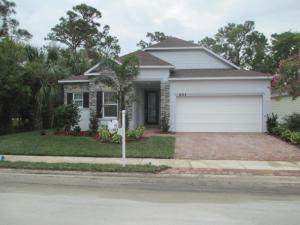 621 Ne Moss Rose Place, Port Saint Lucie, FL 34983