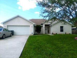 1782 Sw Anderson Street, Port Saint Lucie, FL 34953