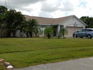 5722 Nw Alcazar Terrace, Saint Lucie West, FL 34986