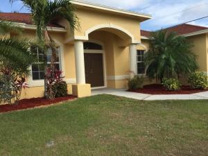 1161 Sw Gastador Avenue, Port Saint Lucie, FL 34953