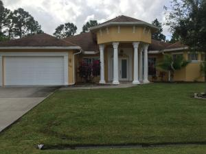2138 Sw Biella Avenue, Port Saint Lucie, FL 34953