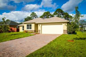 1401 Sw Leisure Lane, Port Saint Lucie, FL 34953