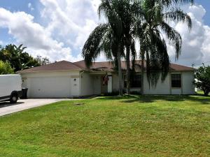 158 Sw Andover Court, Port Saint Lucie, FL 34953