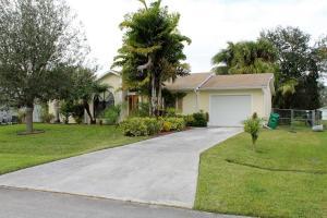261 Sw Holden Terrace, Port Saint Lucie, FL 34984