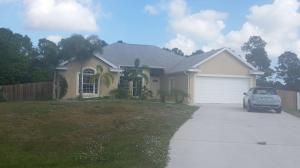 2101 Sw Gray Beal Avenue, Port Saint Lucie, FL 34953