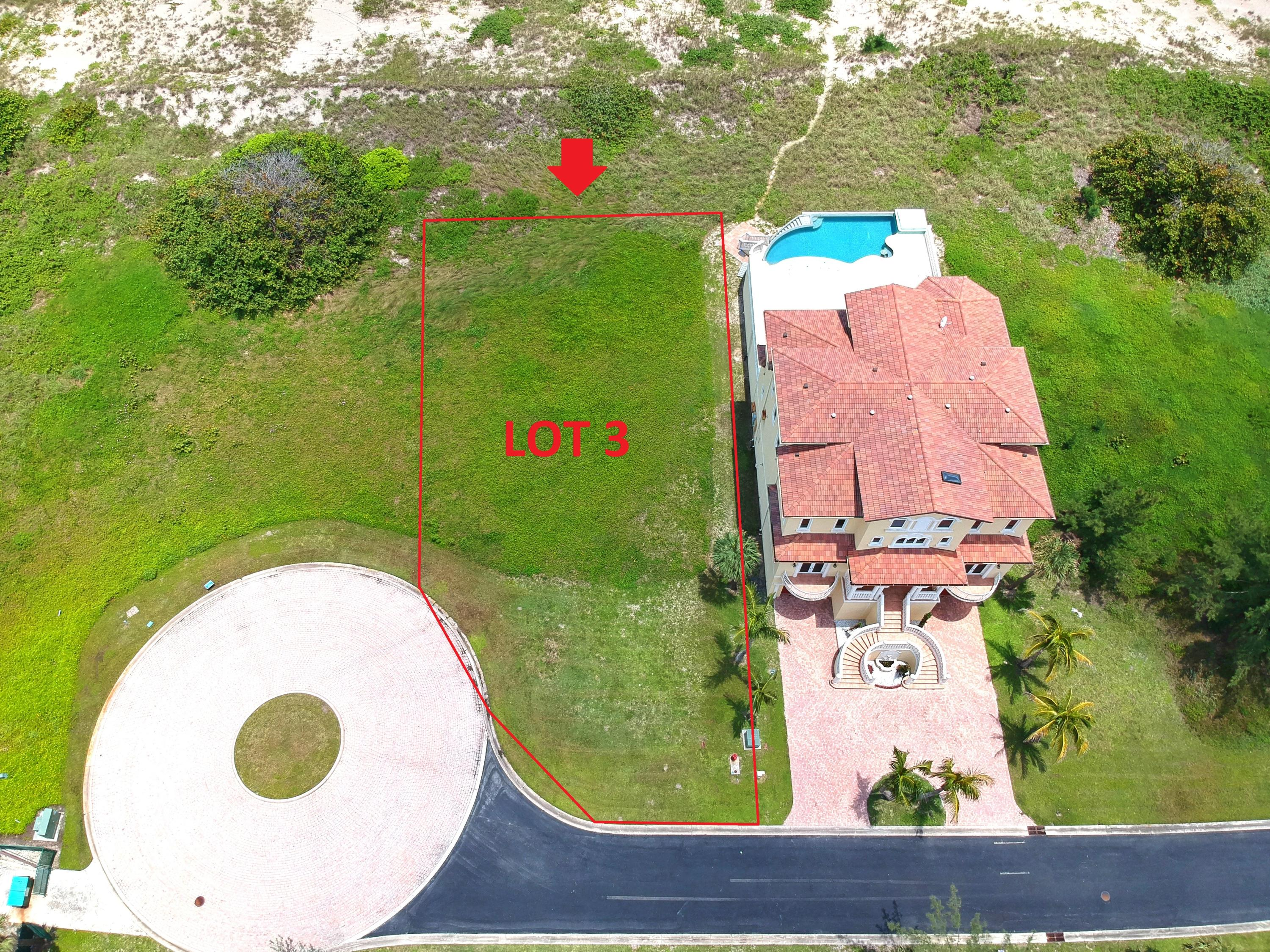 0 S Ocean Dr. Lot 3, Fort Pierce, FL 34949