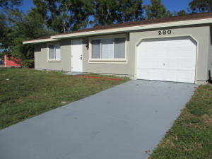280 Sw Kimball Circle, Port Saint Lucie, FL 34953