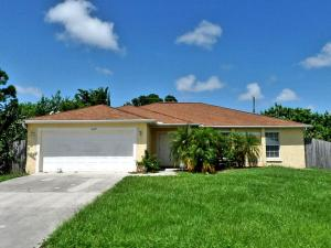 1037 Sw Romaine Lane, Port Saint Lucie, FL 34953
