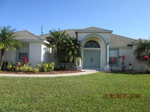 3249 Sw Hambrick Street, Port Saint Lucie, FL 34953