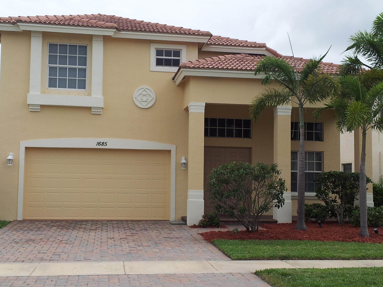 1685 Sw Jamesport Se Drive, Port Saint Lucie, FL 34953