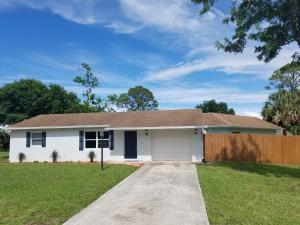 5612 Hickory Drive, Fort Pierce, FL 34982