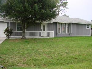1291 Se Navajo Lane, Port Saint Lucie, FL 34983