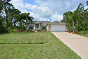 5923 Nw Hann Drive, Port Saint Lucie, FL 34986