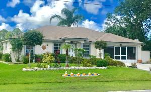 707 Nw Floresta Drive, Port Saint Lucie, FL 34983