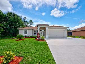 3561 Sw Vollmer Street, Port Saint Lucie, FL 34953