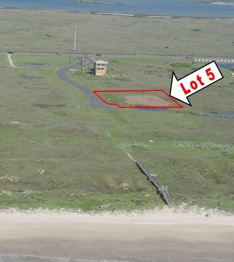 5 Mustang Island Estates Dr, Port Aransas, TX 78373