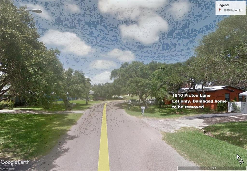 1810 Picton Lane, Rockport, TX 78382