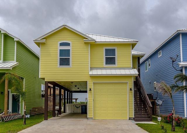 495 Paradise Pointe Dr, Port Aransas, TX 78373