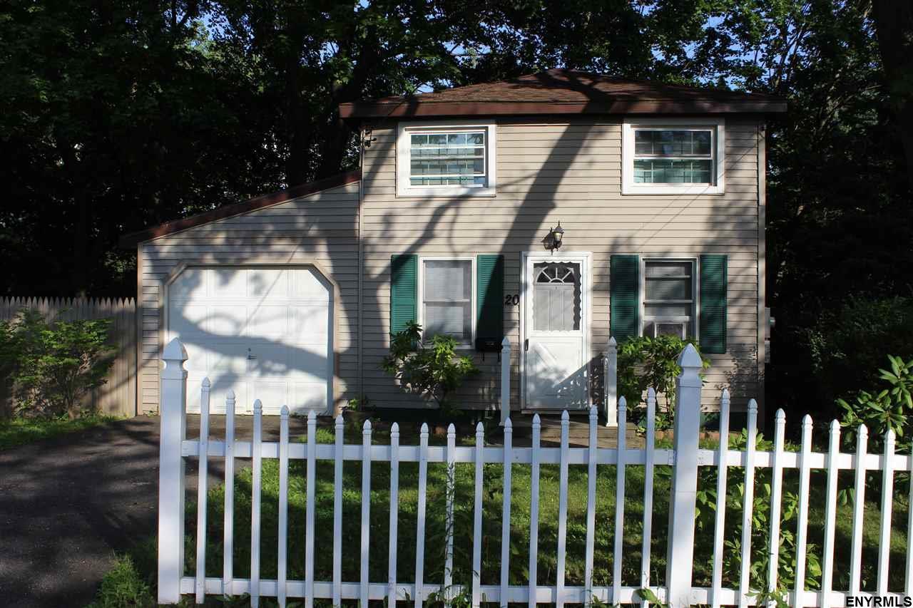 20 Fay St, Albany, NY 12203
