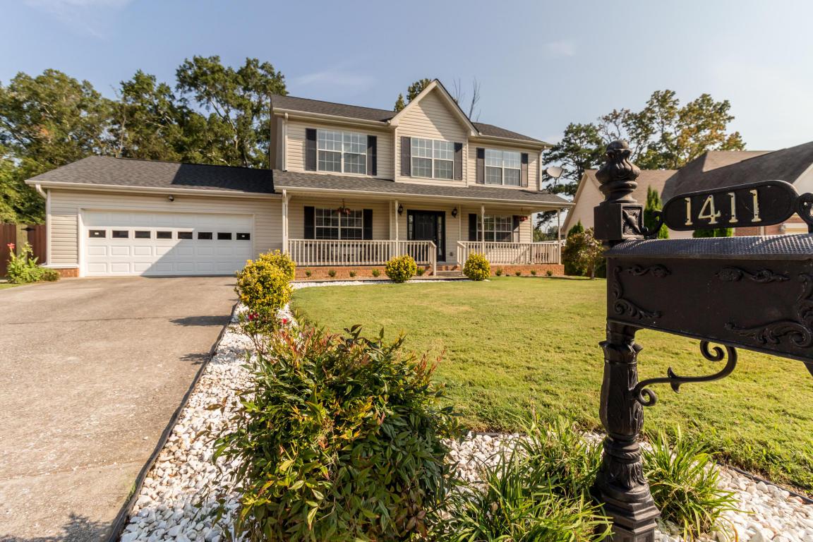 1411 Chase Meadows Cir, Hixson, TN 37343