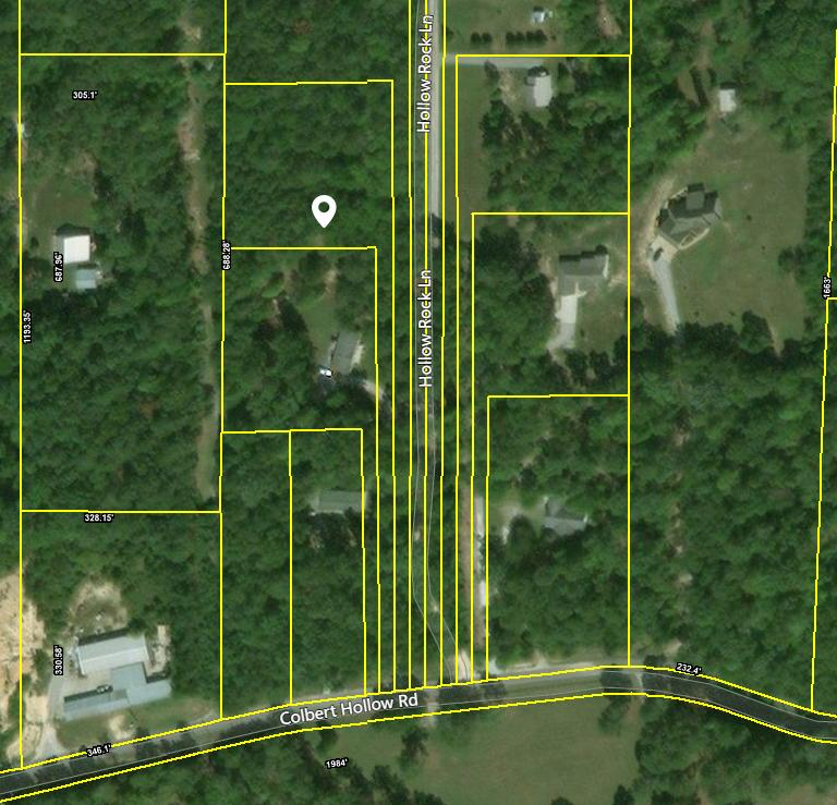 Lot 4 Colbert Hollow Road, Rock Spring, GA 30739