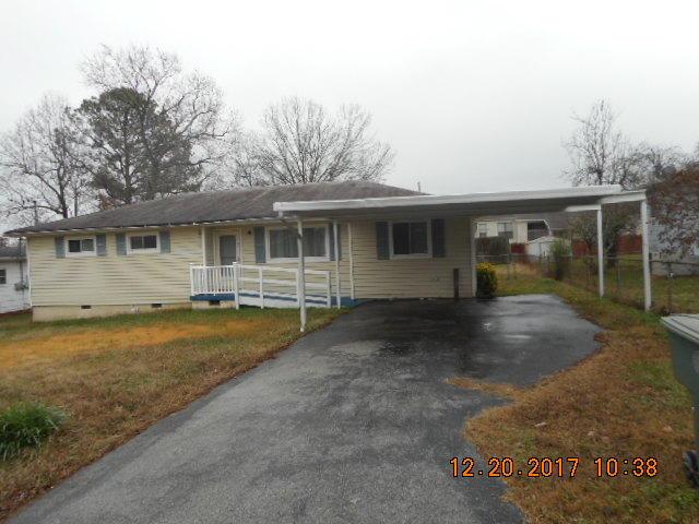 1706 Bagwell Ave, Hixson, TN 37343