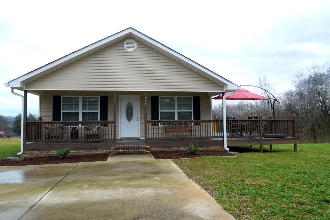 240 Sawyer Hill Rd, Dayton, TN 37321