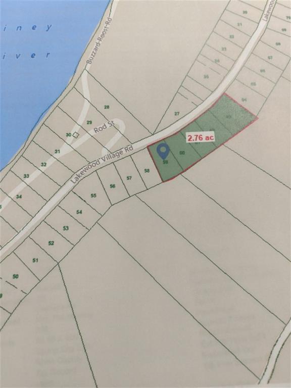Lots 59-63 Lakewood Village Rd 59 - 63, Spring City, TN 37381