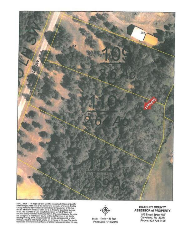 Lot 5 Waco Lane, Cleveland, TN 37311