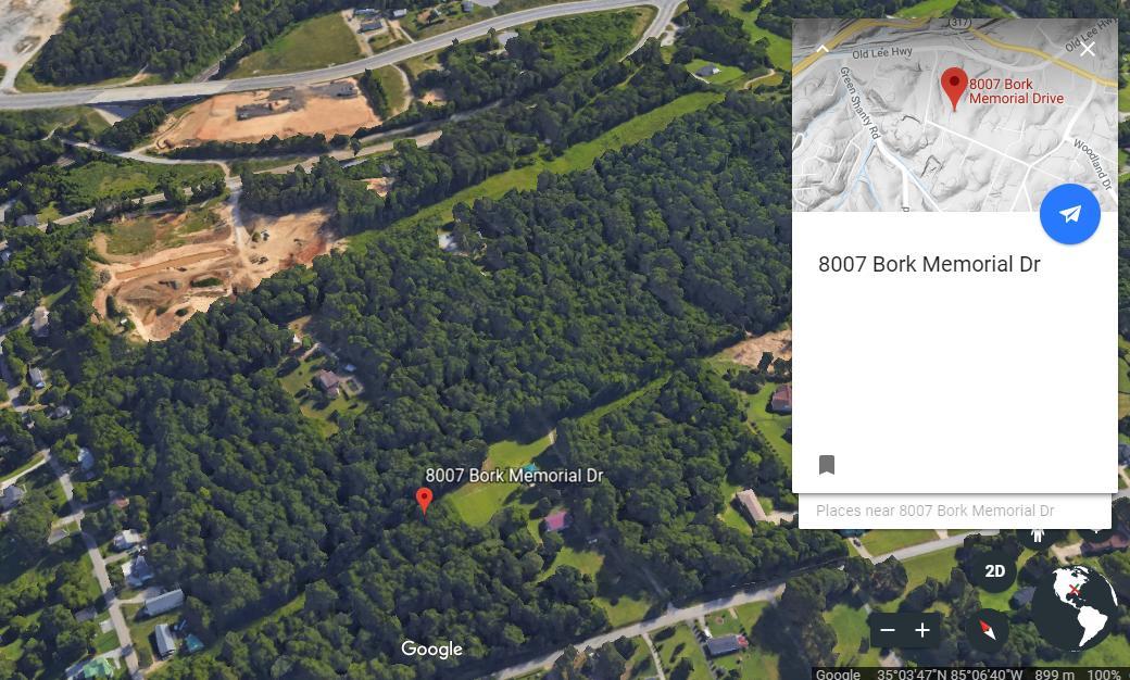 8007 Bork Memorial Dr, Ooltewah, TN 37363