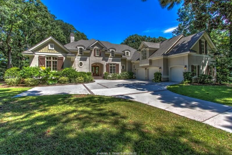 3 Catesby Lane, Hilton Head Island, SC 29928