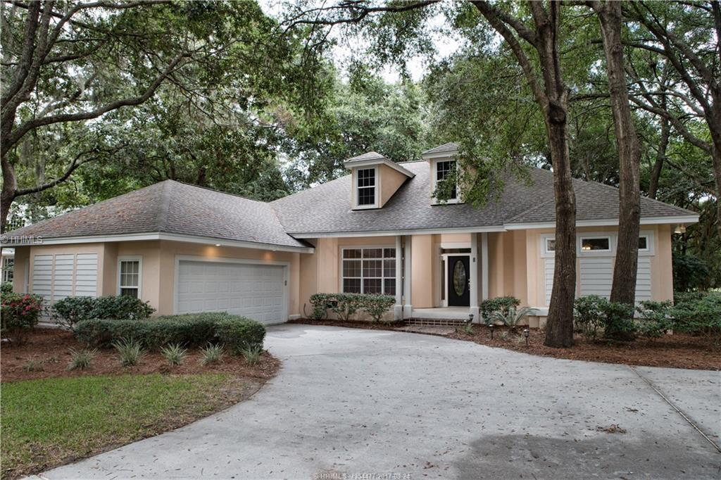9 Wildbird Lane, Hilton Head Island, SC 29926