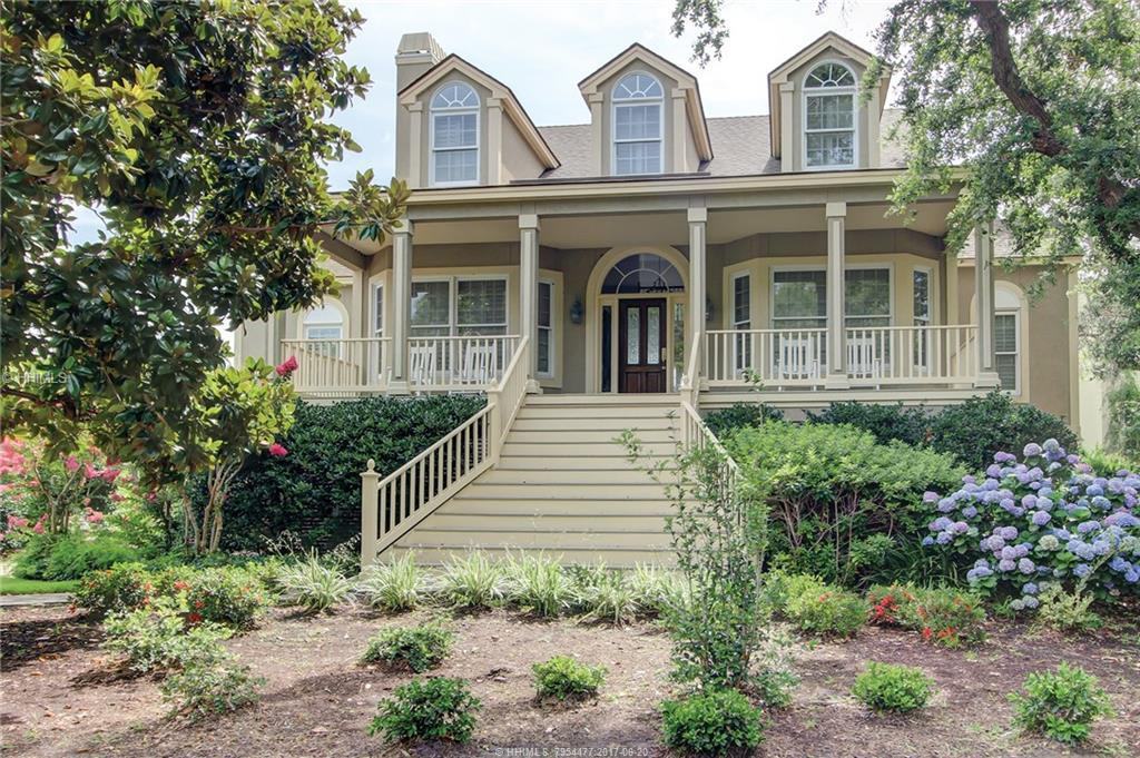 11 Salt Spray Lane, Hilton Head Island, SC 29928